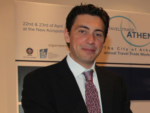 Alexis GALINOS, Athens Convention and Visitors Bureau